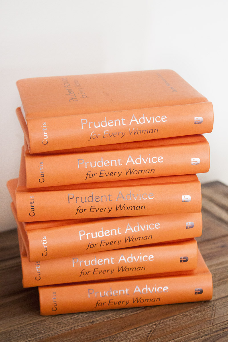 Prudent Advice for Every Woman Book