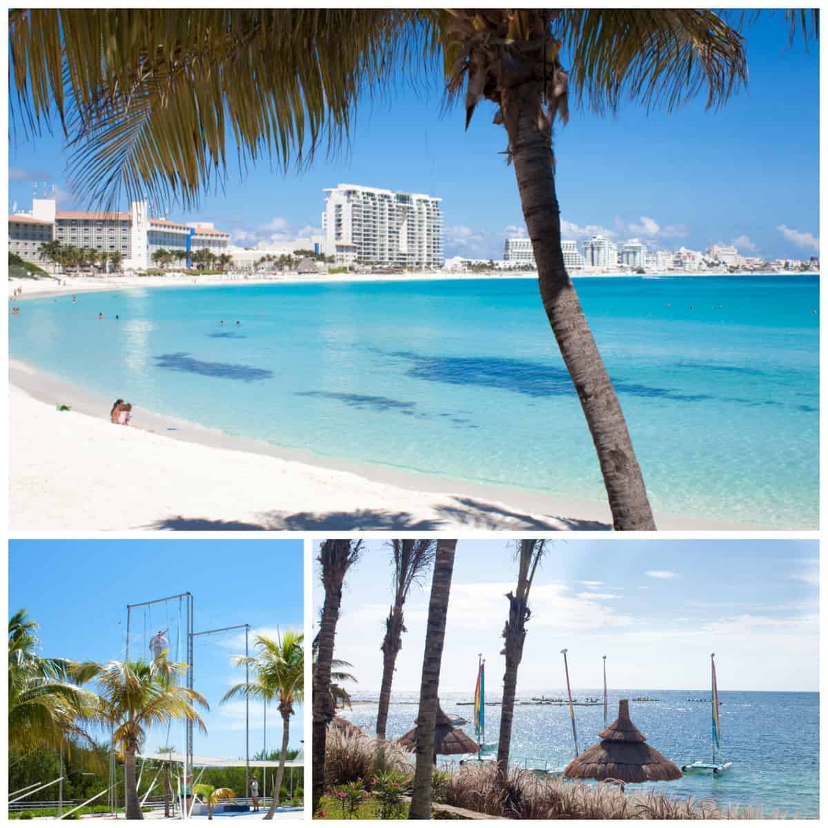 Club Med Cancun Beach