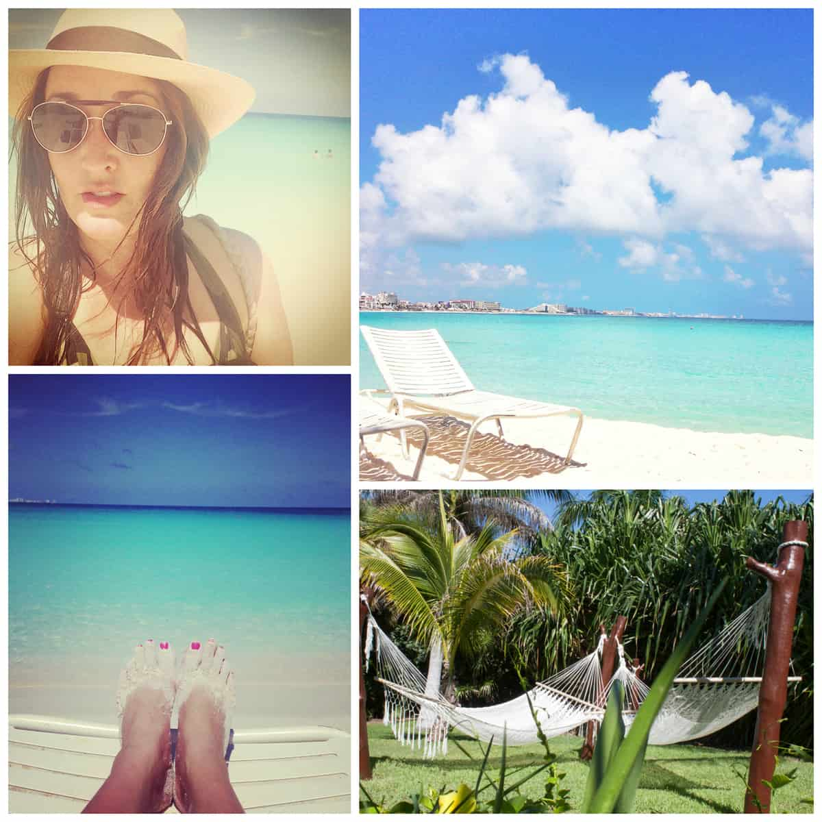 Club Med Cancun Relaxing