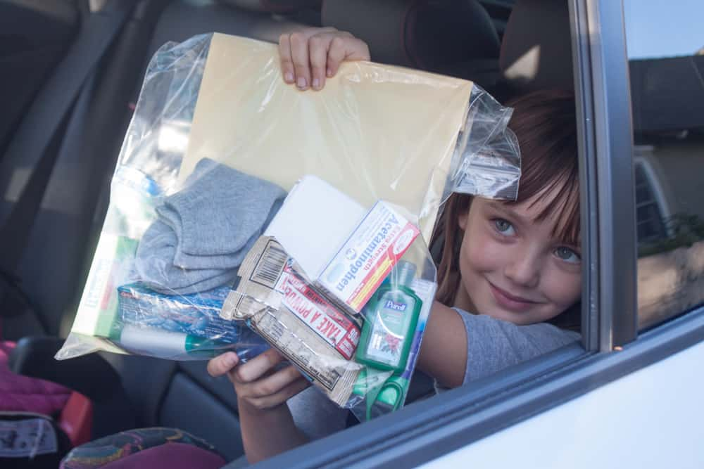 Car Care Packages to Help the Homeless