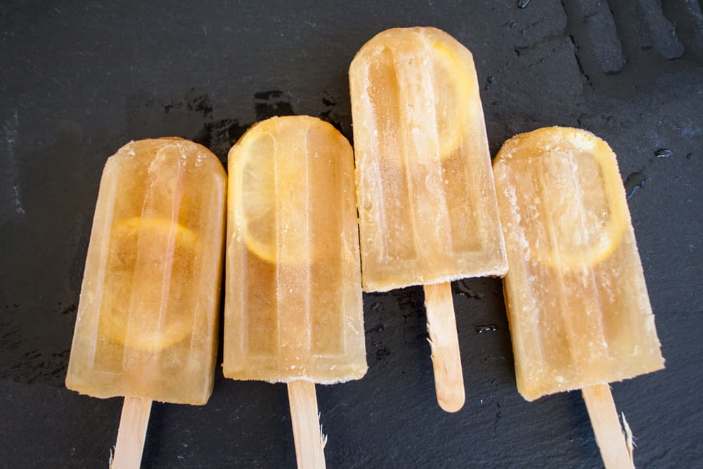 Sweet Tea Popsicle Recipe