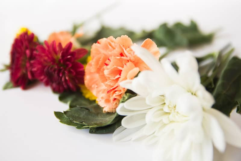 Teacup Flower Garnishes (10 of 11)