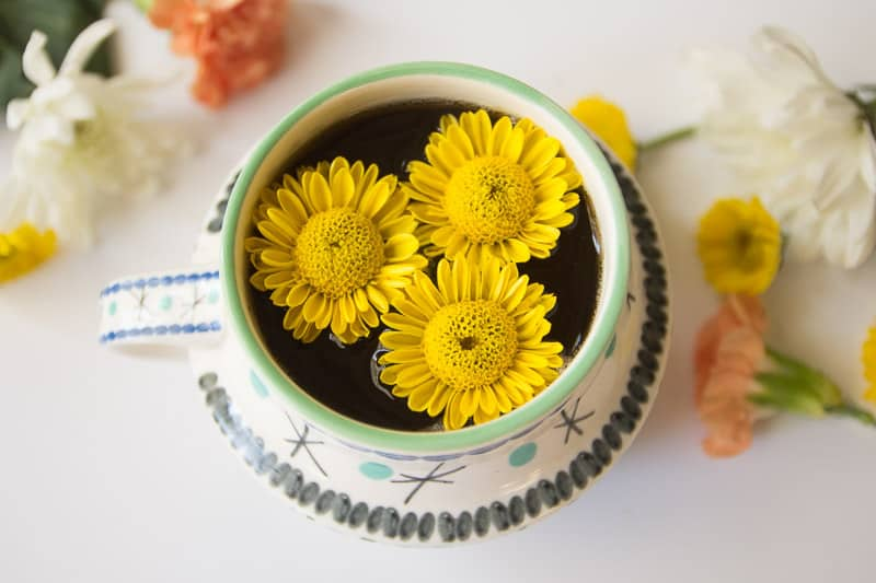 Teacup Flower Garnishes (6 of 11)