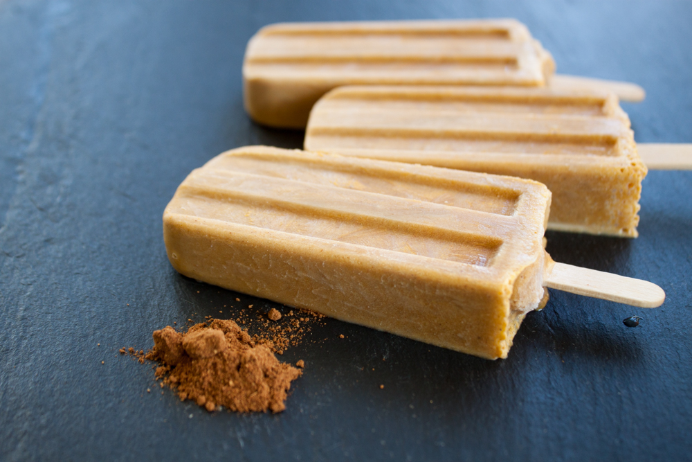 Pumpkin Spice Latte on A Stick: Pumpkin Pop Recipe