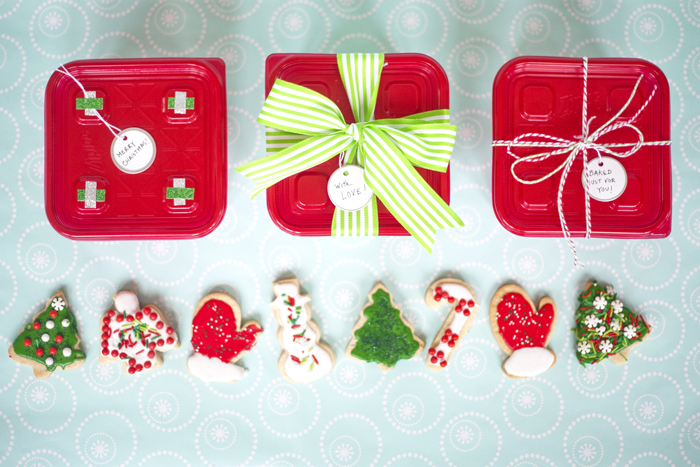 Christmas Cookie Tips