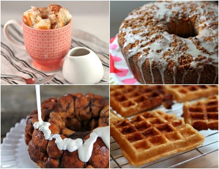 Breakfast and dessert