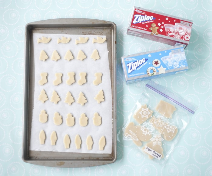 How to make Christmas cookie