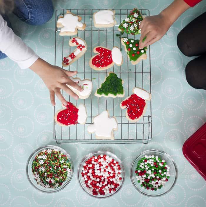 How to make Christmas cookie