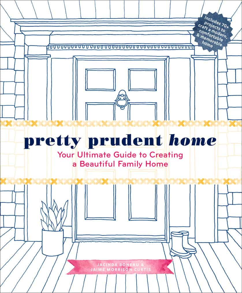 Pretty Prudent Home Book