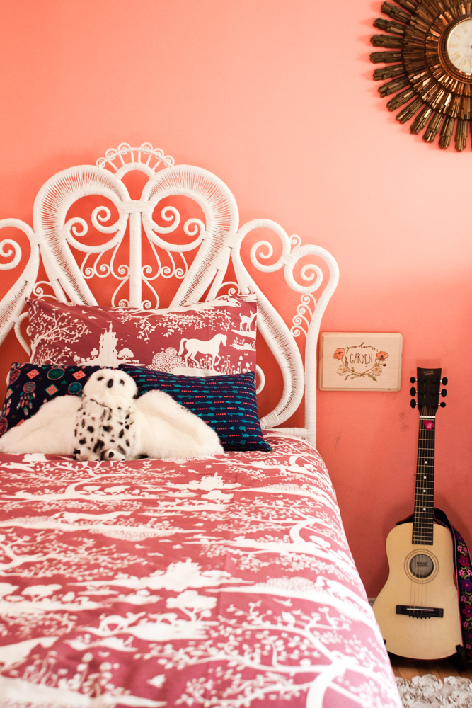 Scarlet's Big Girl Bedroom