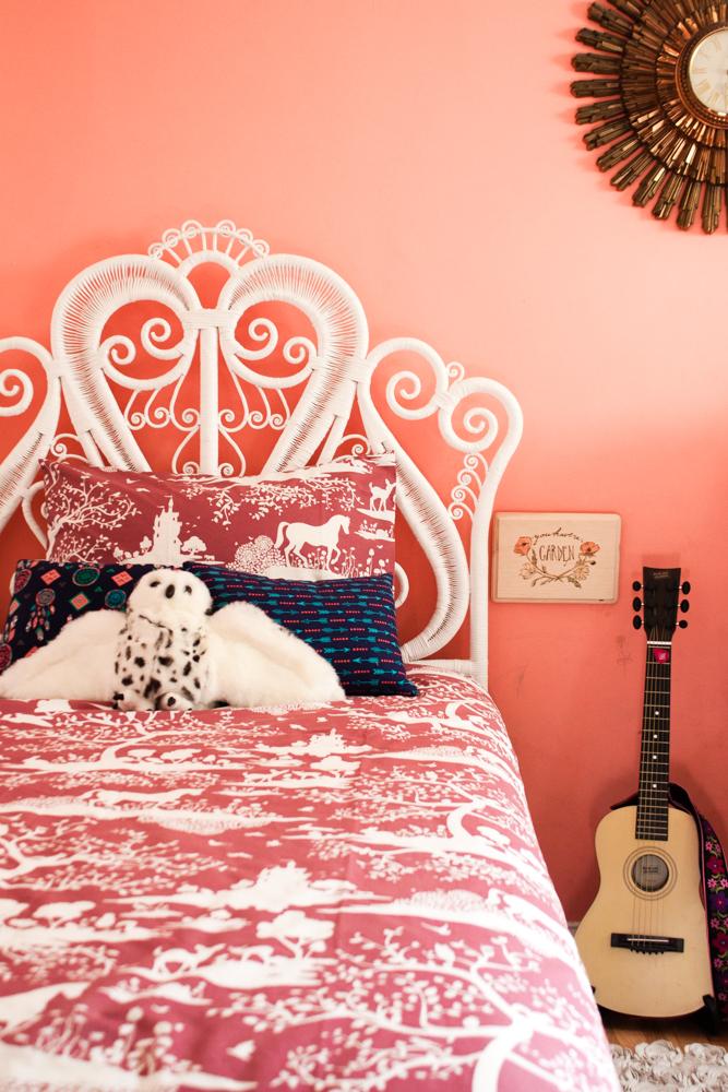 Scarlet's Big Girl Bedroom