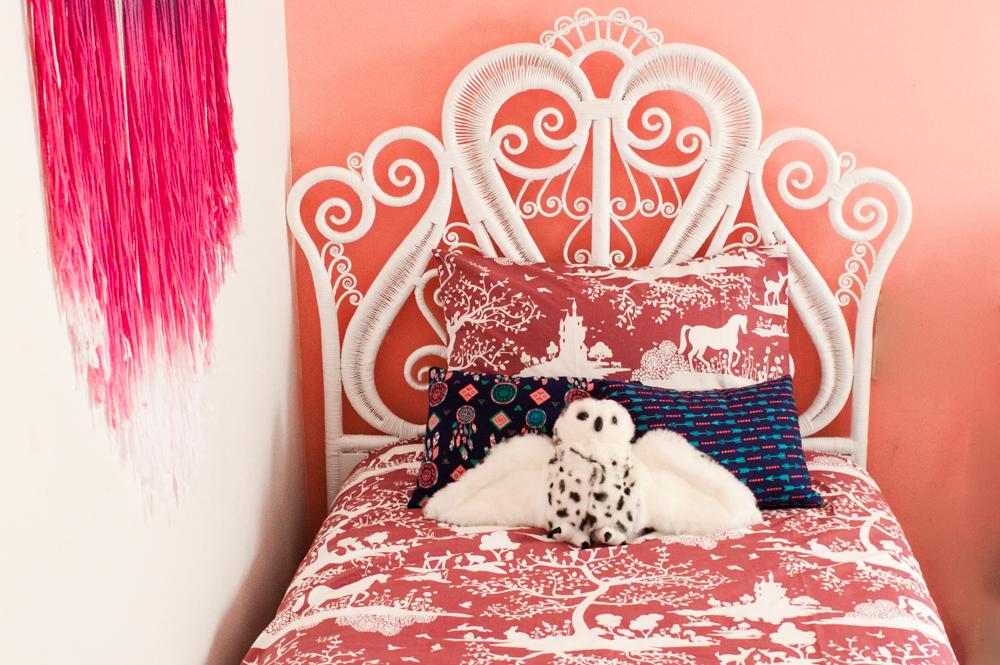 Scarlet's Bed