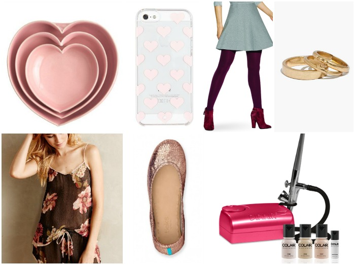 Valentine's Day Gift Guide for Her On Pretty Prudent