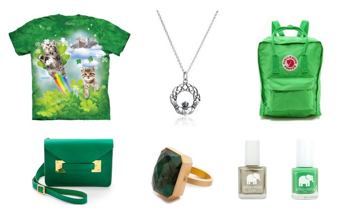 Your Get Lucky St. Patrick's Day Style Guide