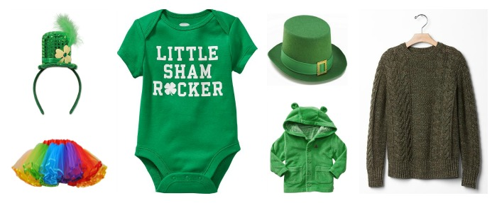 St. Patrick's Day Style Guide for Kids