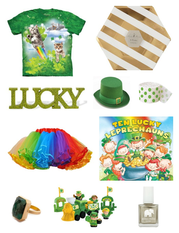 Your Get Lucky St. Patrick's Day Gift Guide