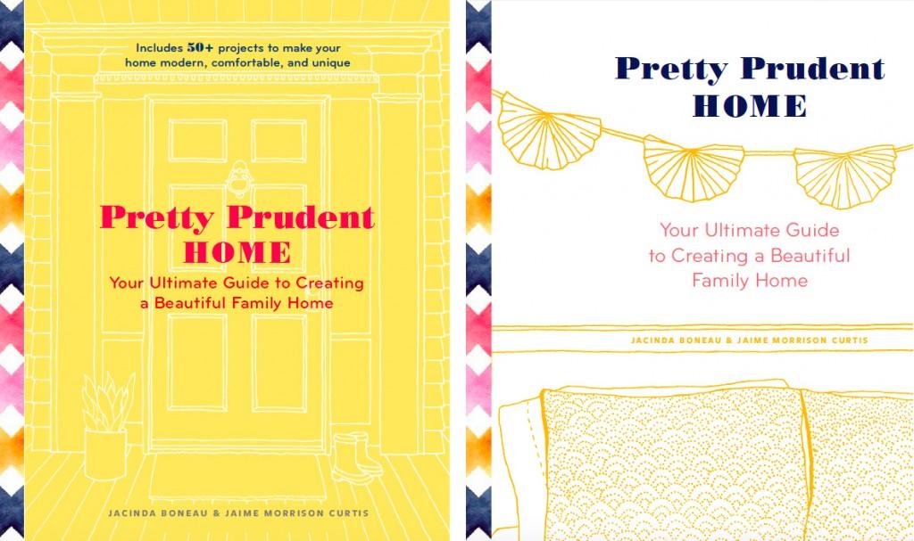 Pretty Prudent Home Book COver