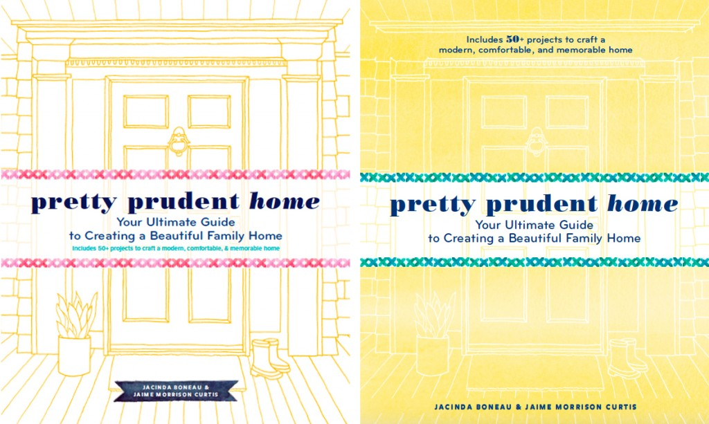 PRetty Prudent Home Book COver