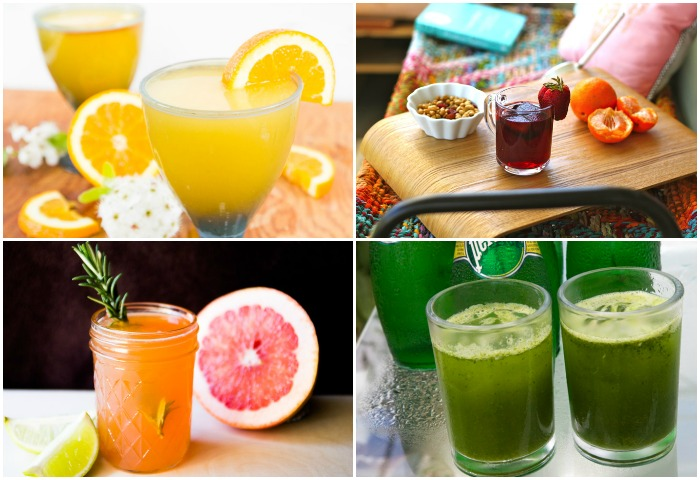 Easter Menu - Drink Recipes