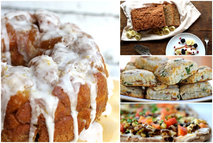 Easter Menu - Brunch Recipes