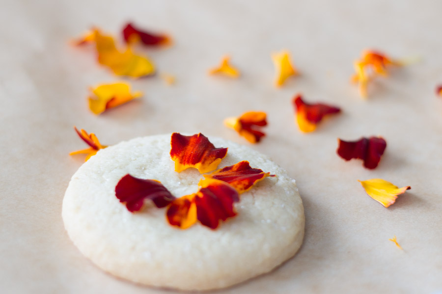 How to Decorate Cookies with Flowers (3 of 5)