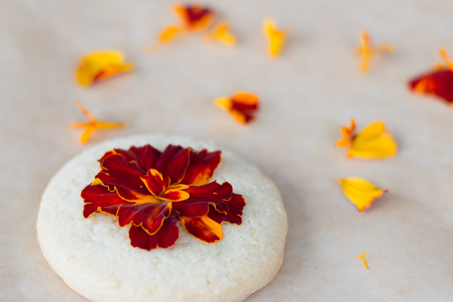 How to Decorate Cookies with Flowers (4 of 5)
