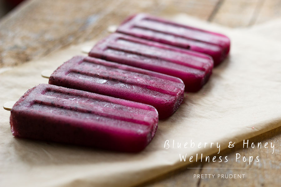 Blueberry-Honey-Wellness-Pops_on Pretty Prudent