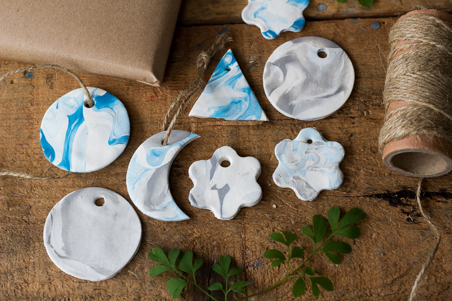Marbled Clay Gift Tags (7 of 10)