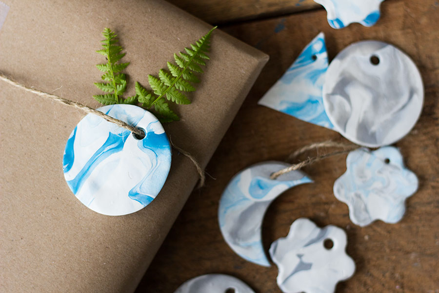 Marbled-Clay-Gift-Tags-
