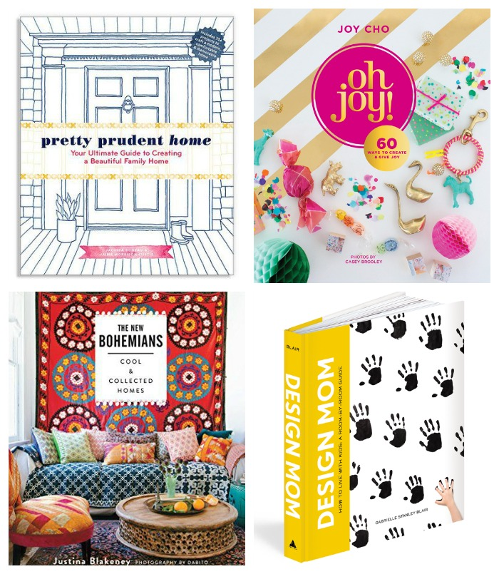 Mother's Day Gift Guide on Pretty Prudent - Our Favorite Books