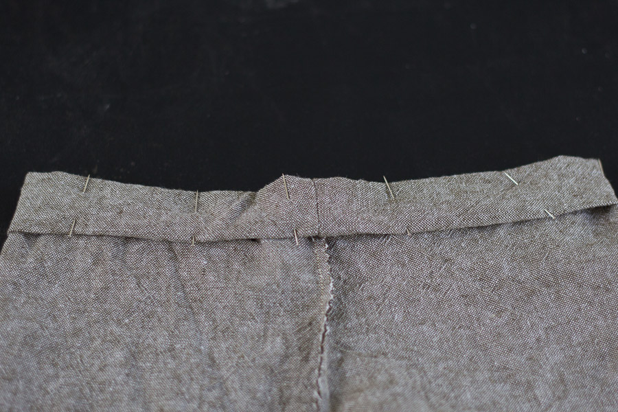 How to Make the Easiest Pants Ever (7 of 13)