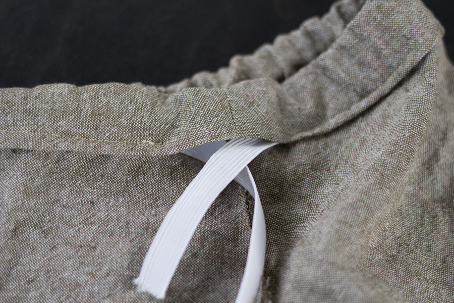 How to Make the Easiest Pants Ever (10 of 13)