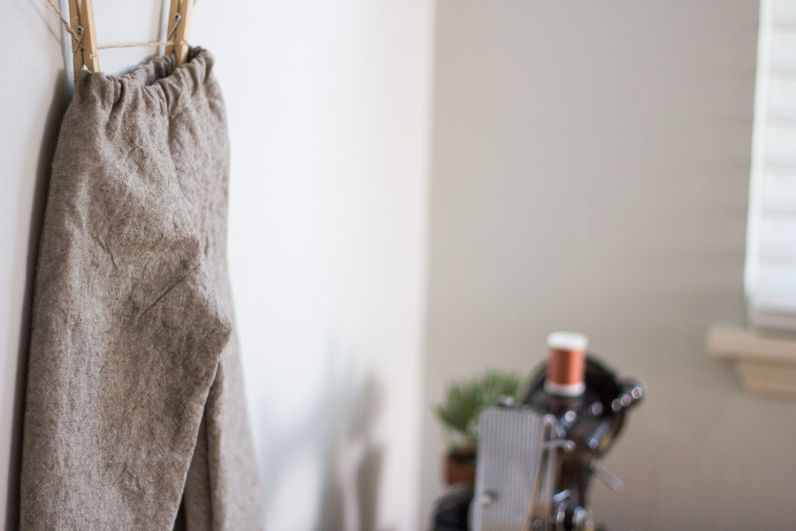 How to Make the Easiest Pants Ever (13 of 13)