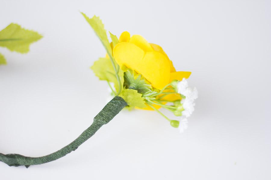 DIY Flower Napkin Rings (6 of 12)