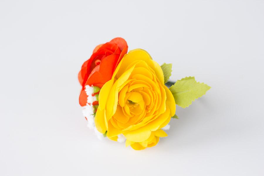 DIY Flower Napkin Rings (12 of 12)