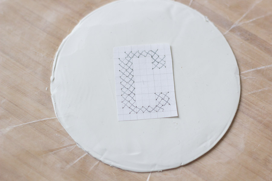 DIY Polymer Clay Cross Stitch (6 of 12)