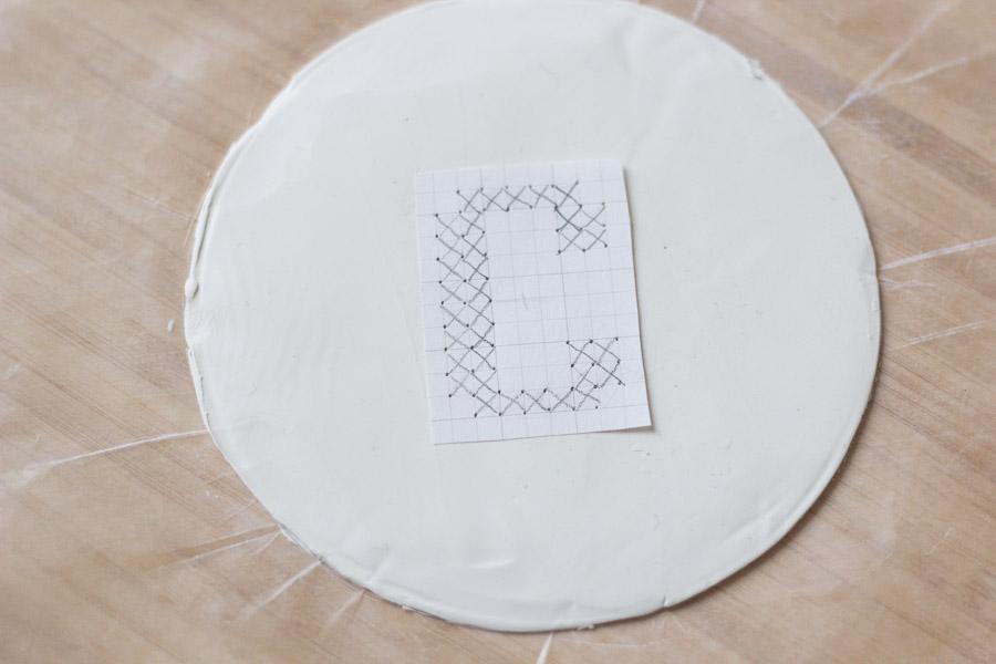 DIY Polymer Clay Cross Stitch (6 of 12)