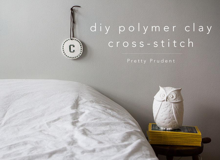 DIY-Polymer-Clay-Cross-Stitch