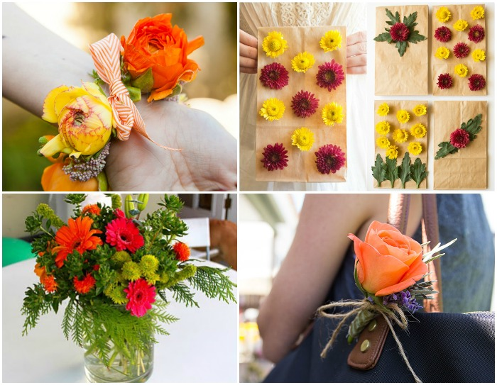 Spring Flower DIYs, Tips, and Tricks