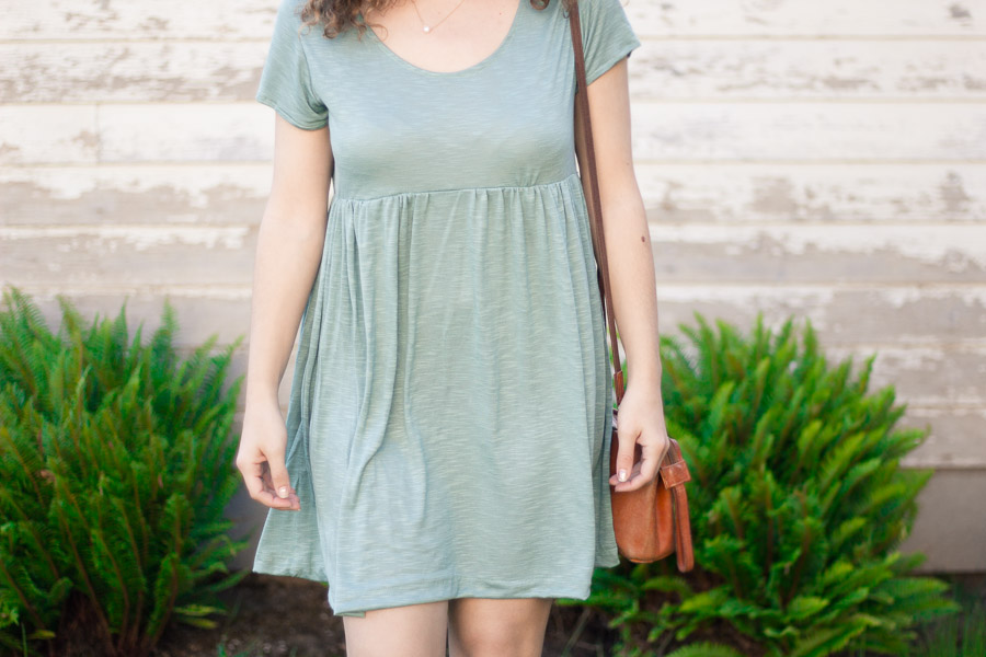 DIY Easy Babydoll Summer Dress (with Pattern) | Pretty Prudent