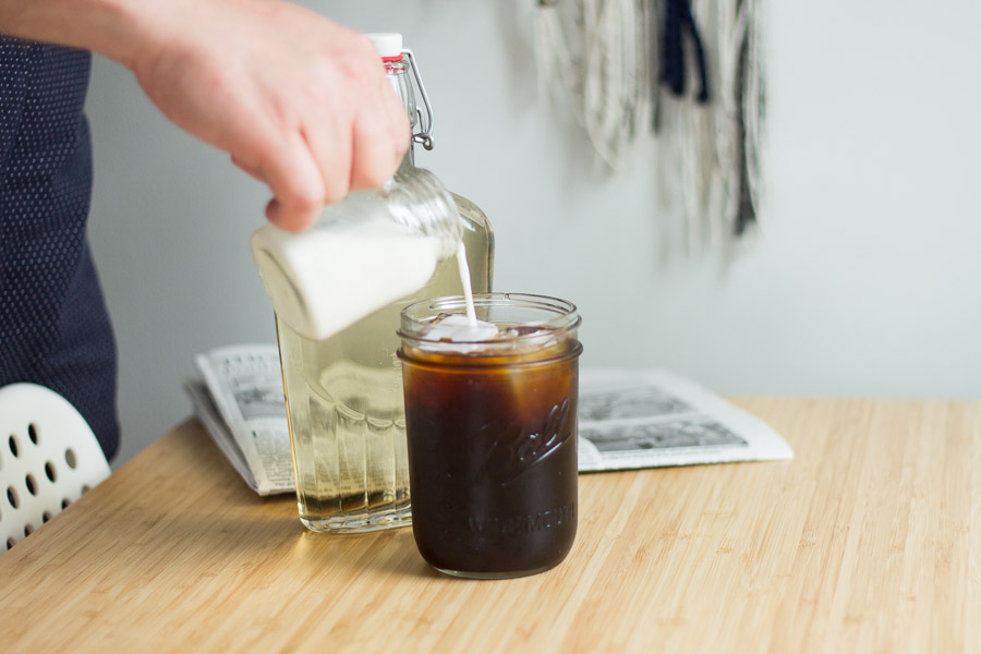 How to Make Ice Coffee Concentrate the Easy Way (2 of 7)