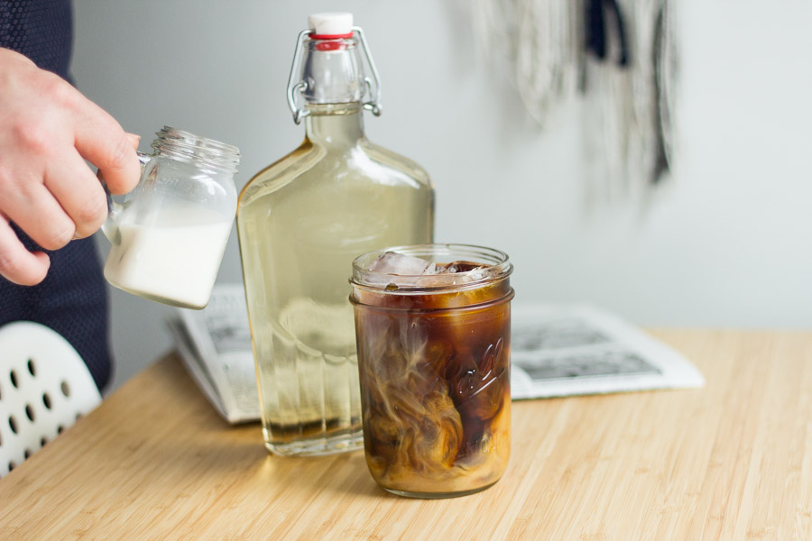 How to Make Ice Coffee Concentrate the Easy Way (3 of 7)