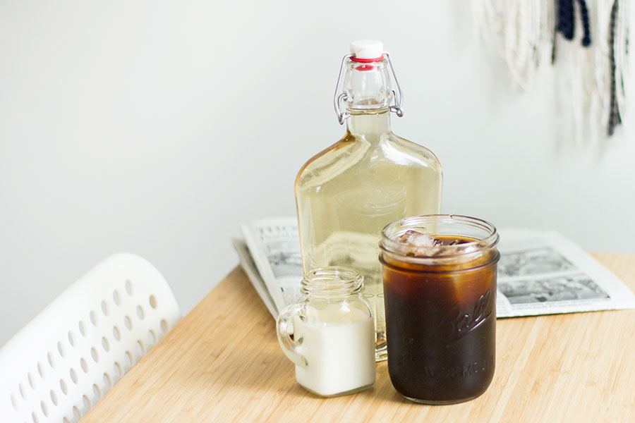 How to Make Your Own Ice Coffee Concentrate the Easy Way