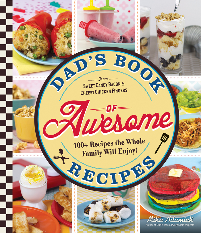 Dads book of Awesome recipes