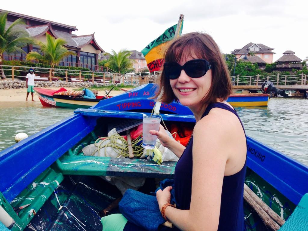 Sandlas Ochos Rios Boat