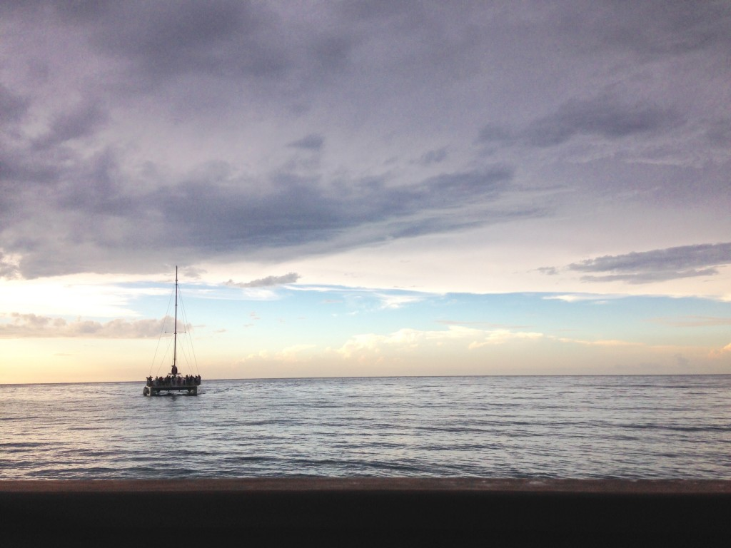 Sandals Ochos Rios Catamaran