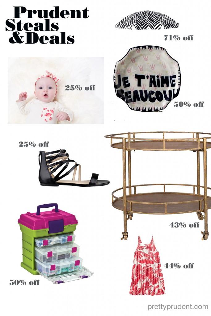 Prudent Steals & Deals 061915