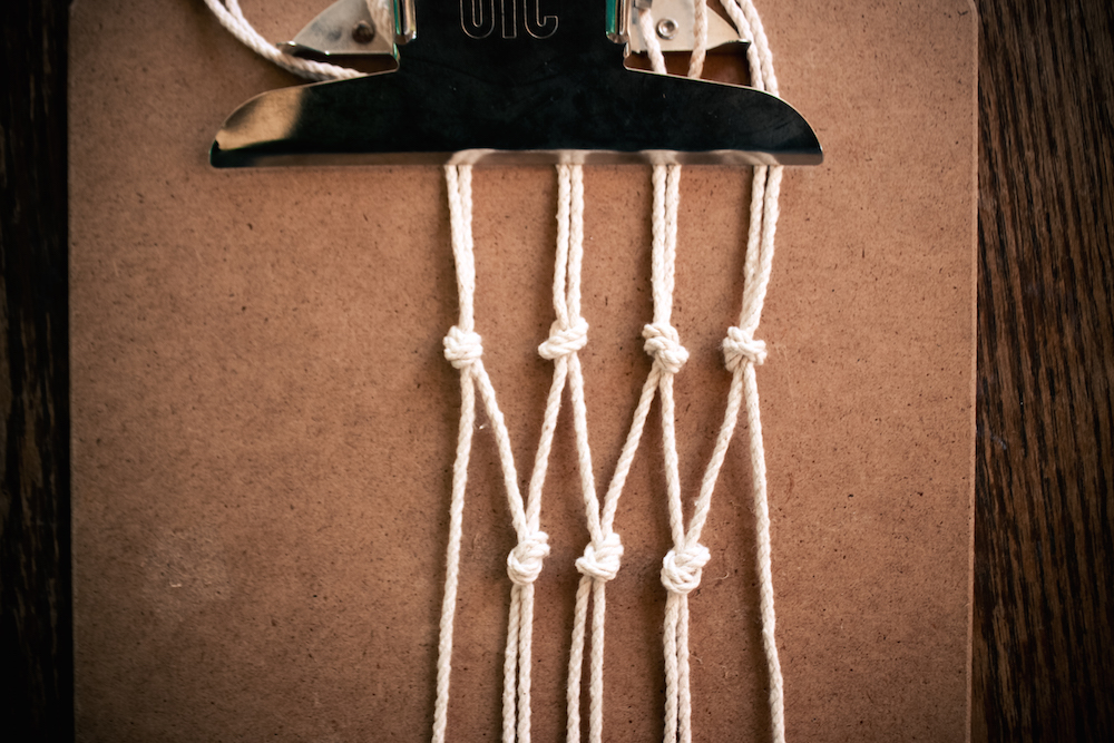 DIY Macrame Bottle Holder 20