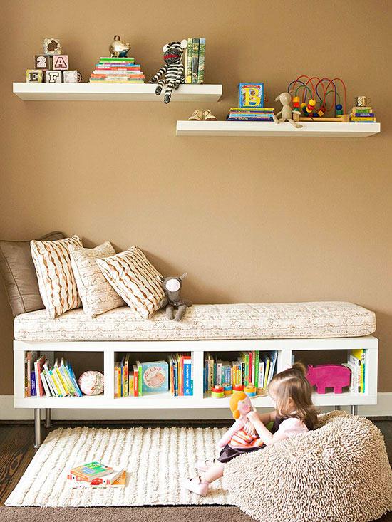 Best Bookshelves for Kids