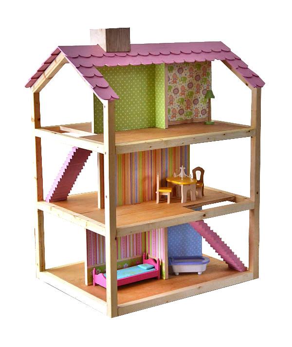 DIY Ana White Dollhouse